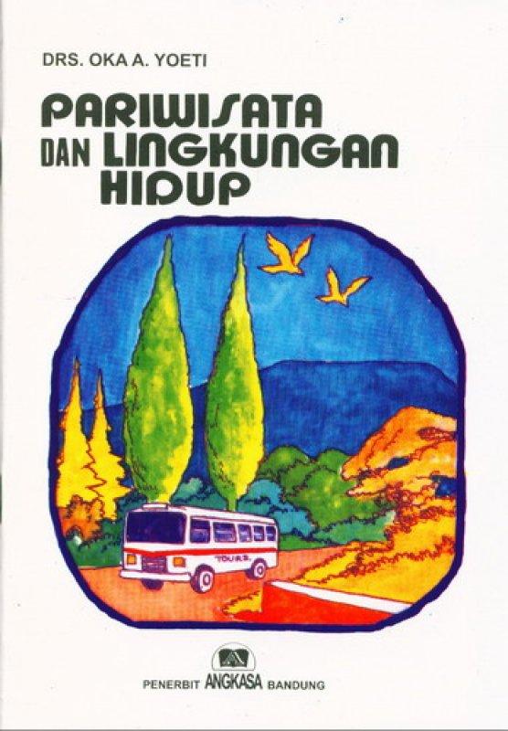 Cover Buku Pariwisata dan Lingkungan Hidup