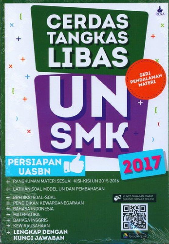 Cover Buku Cerdas Tangkas Libas UN SMK 2017