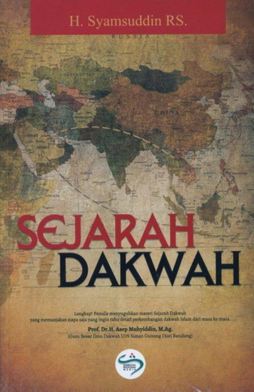 Cover Buku Sejarah Dakwah