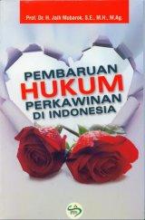 Pembaruan Hukum Perkawinan Di Indonesia