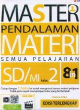 8 in 1 Master Pendalaman Materi Semua Pelajaran SD/MI kelas 2