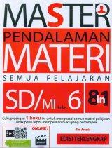 8 in 1 Master Pendalaman Materi Semua Pelajaran SD/MI kelas 6