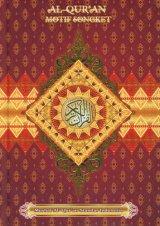 AL-QURAN MOTIF SONGKET [HC]