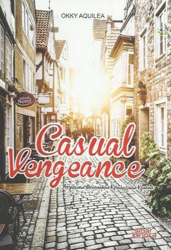 Cover Buku Casual Vengeance