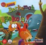 Seri Fabel Abi 09 Tanggung Jawab: Pemula 4+ Berkemah di Sekolah