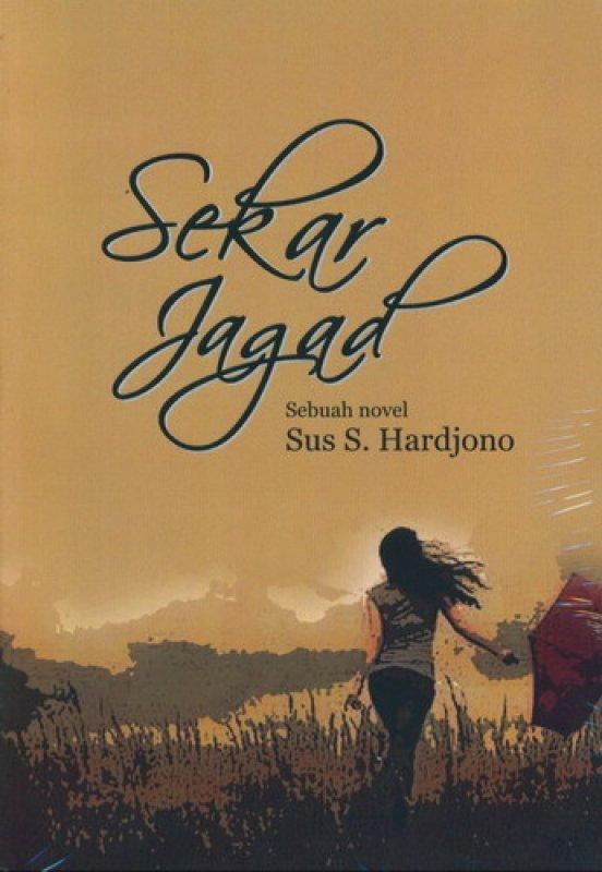 Cover Buku Sekar Jagad Sebuah novel