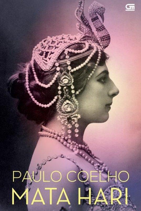 Cover Buku Mata Hari (The Spy)