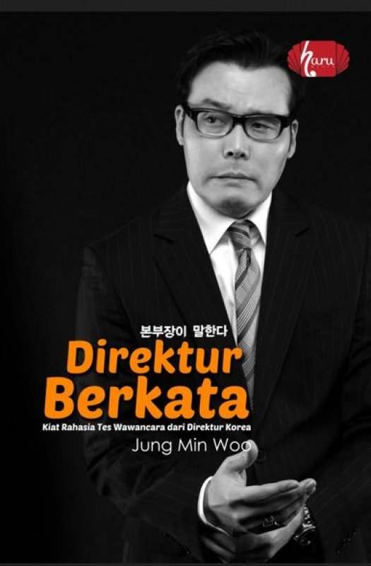 Cover Buku Direktur Berkata
