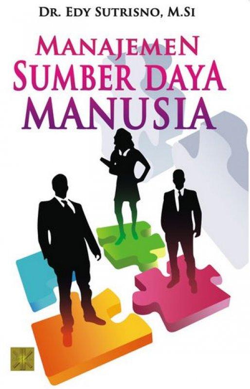Cover Buku Manajemen Sumber Daya Manusia