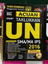Acuan Taklukkan UN SMA/MA IPS 2016 [Bonus CD]