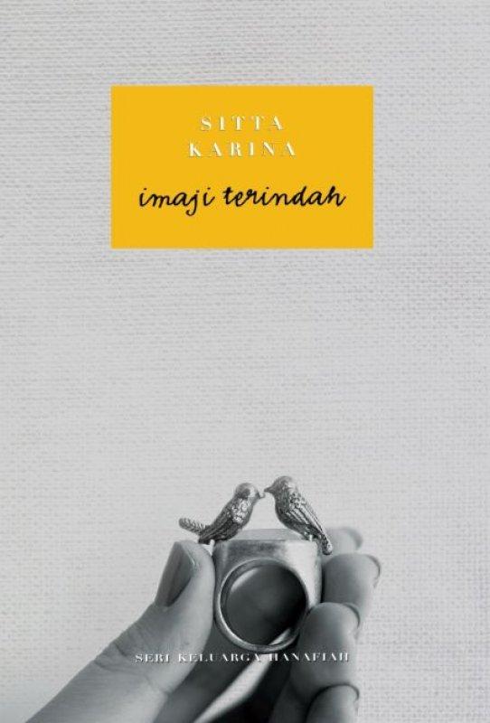 Cover Buku Imaji Terindah