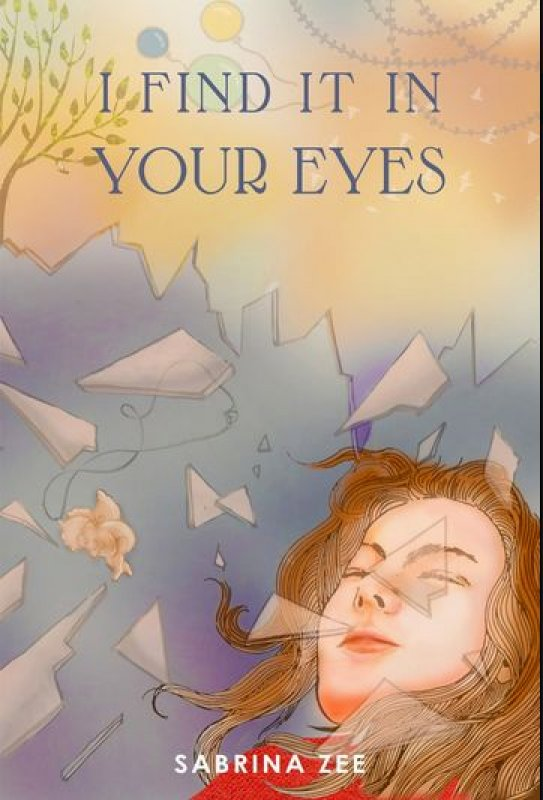 Cover Buku I Find It In Your Eyes
