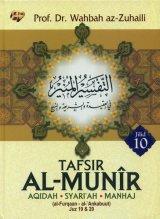 TAFSIR AL-MUNIR Jilid 10 [HC]