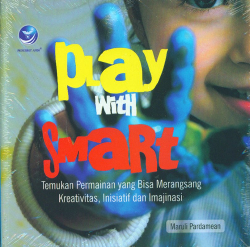 Cover Buku Play With Smart