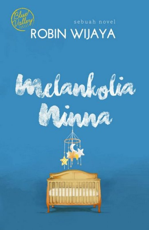Cover Buku Melankolia Ninna [NON TTD]