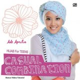Hijab For Teens - Casual Combination + Vcd