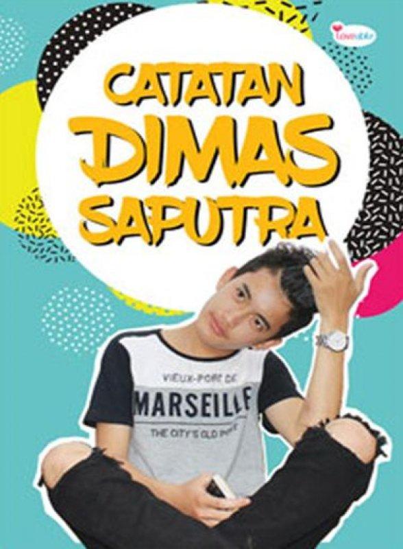Cover Buku Catatan Dimas Saputra [Edisi TTD]