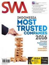 Majalah SWA Sembada No. 27 | 20 Desember 2016-4 Januari 2017
