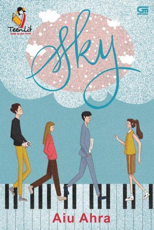 Cover Buku Teenlit: Sky