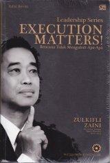 Execution Matters! Rencana Tidak Mengubah Apa-Apa