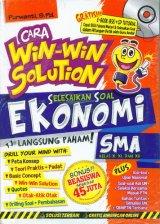 Cara Win-Win Solution Selesaikan Soal Ekonomi SMA KELAS X, XI, DAN XII [CD TUTORIAL]