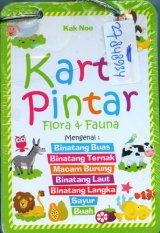 Kartu Pintar Flora & Fauna