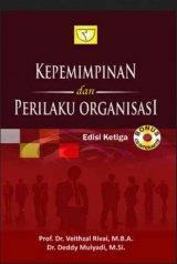 Kepemimpinan dan Perilaku Organisasi Edisi Ketiga [Bonus CD]