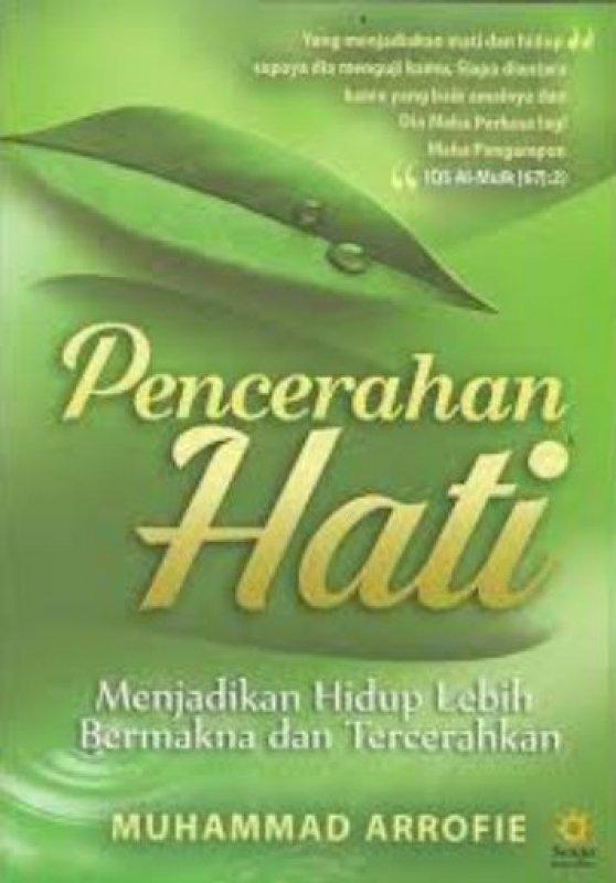 Cover Buku Pencerahan Hati
