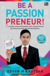 Be a Passionpreneur (CU cover baru)