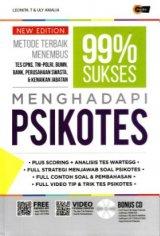 NEW EDITION 99% SUKSES MENGHADAPI PSIKOTES + CD