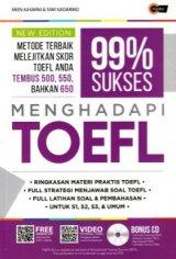 New Edition 99% Sukses Menghadapi TOEFL + CD