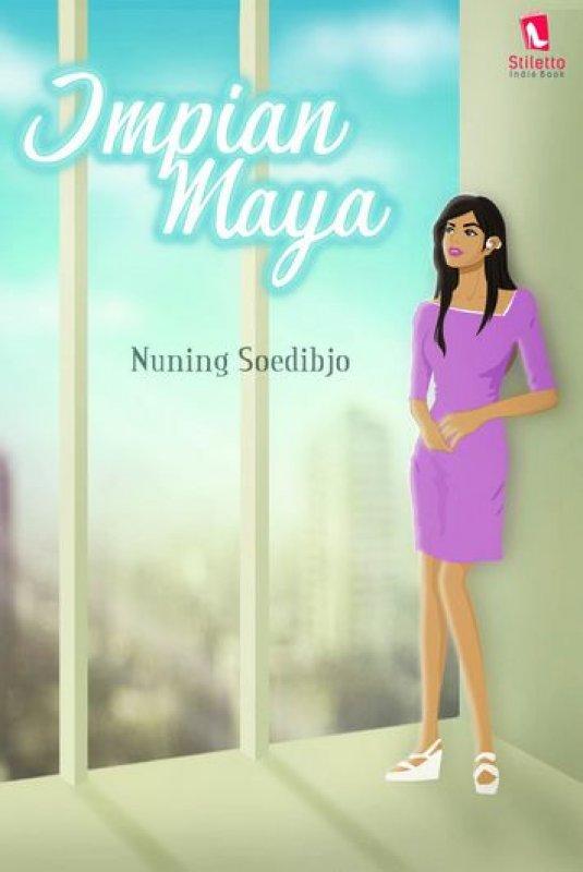 Cover Buku Impian Maya