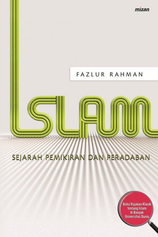 Cover Buku Islam Sejarah Pemikiran Dan Peradaban