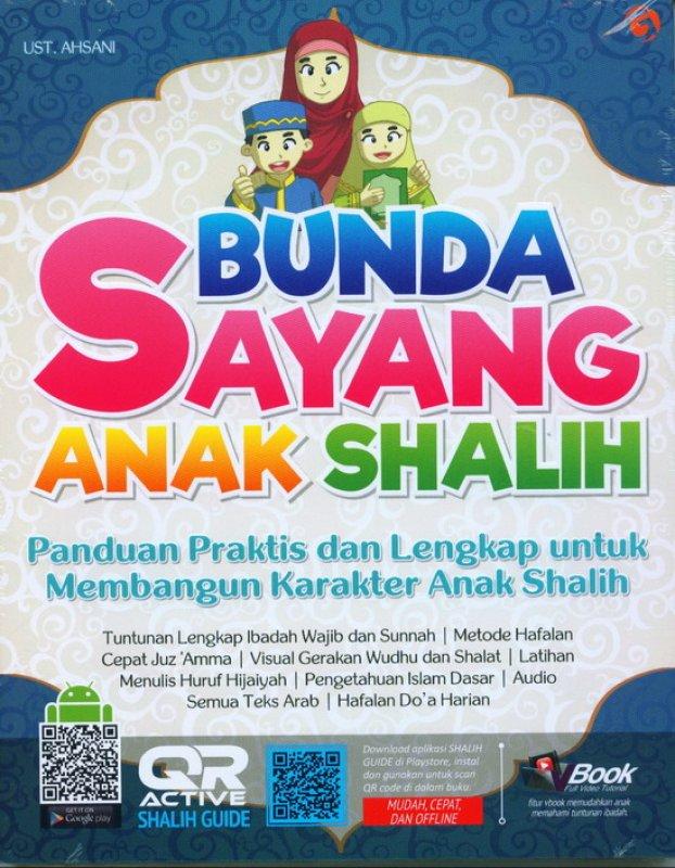 Cover Buku Bunda Sayang Anak Shalih