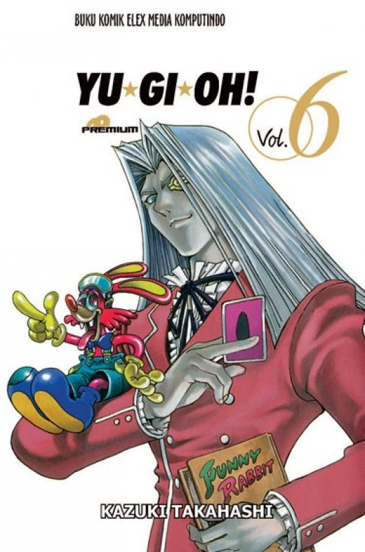 Cover Buku Yu-Gi-Oh (Premium) 06