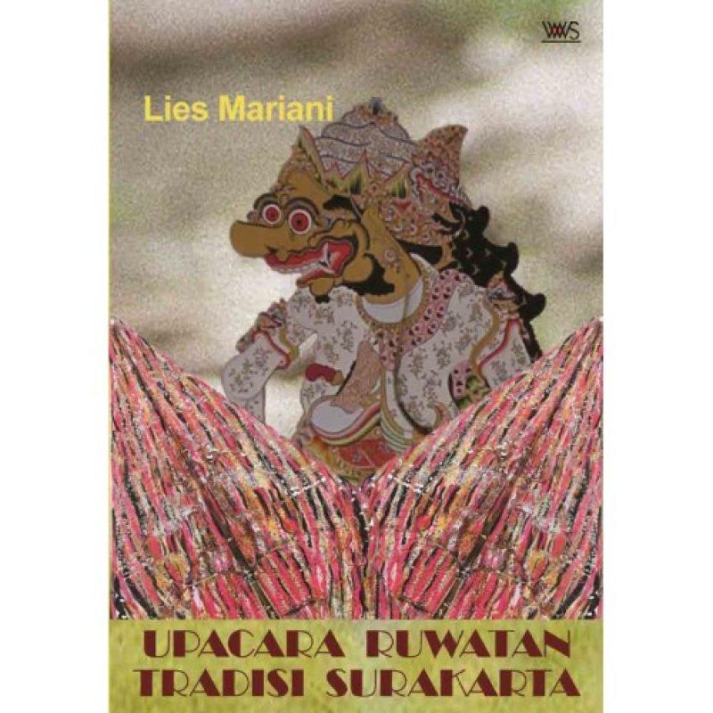 Cover Buku Upacara Ruwatan Tradisi Surakarta