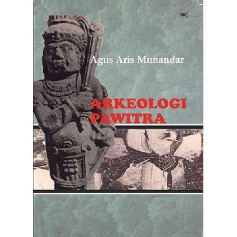 Cover Buku Arkeologi Pawitra