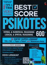 BEST SCORE PSIKOTES 600+