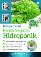 Mempercepat Panen Sayuran Hidroponik (Promo Best Book)