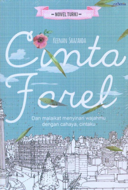 Cover Buku Cinta Farel
