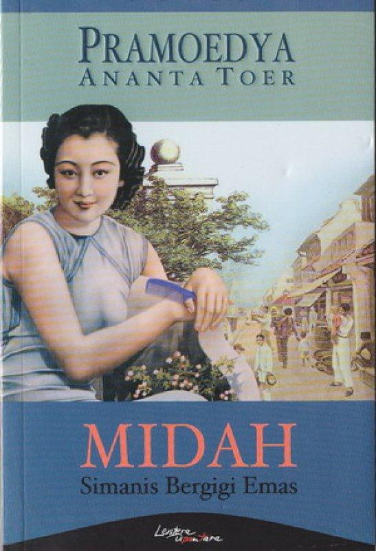 Cover Buku Midah Simanis Bergigi Emas