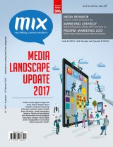 Majalah MIX Marketing Communications Edisi 001 | 23 Januari - 17 Februari 2017