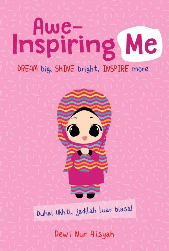 Cover Buku Awe-Inspiring Me