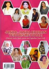 Janda-Janda Korban Terorisme Di Bali (Sebuah buku kisah nyata dari kejadian Bom Bali) (Disc 50%)