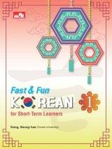 Fast & Fun Korean For Short-Term Learners 1 + CD