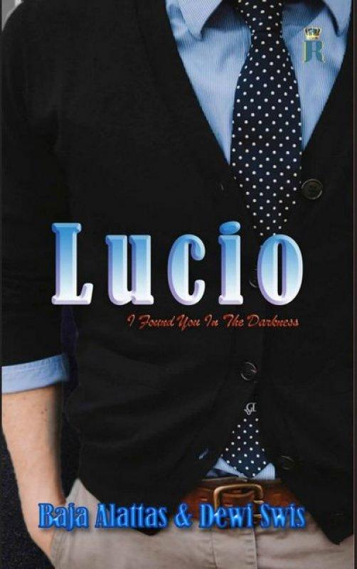 Cover Buku LUCIO