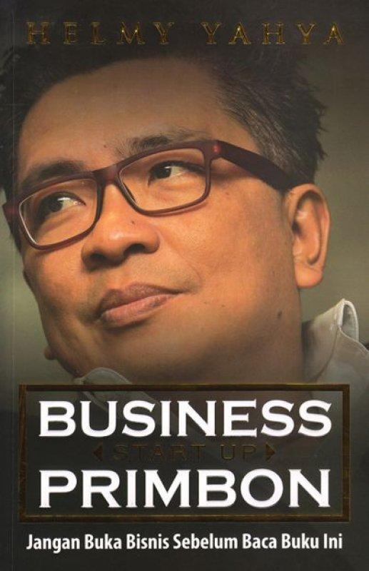 Cover Buku Business Start Up Primbon