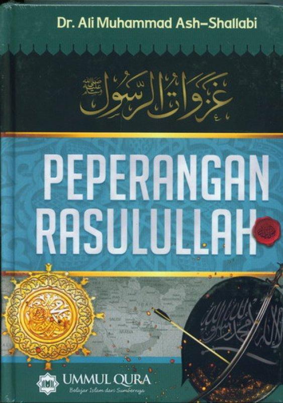 Cover Buku Peperangan Rasullulah [HC]