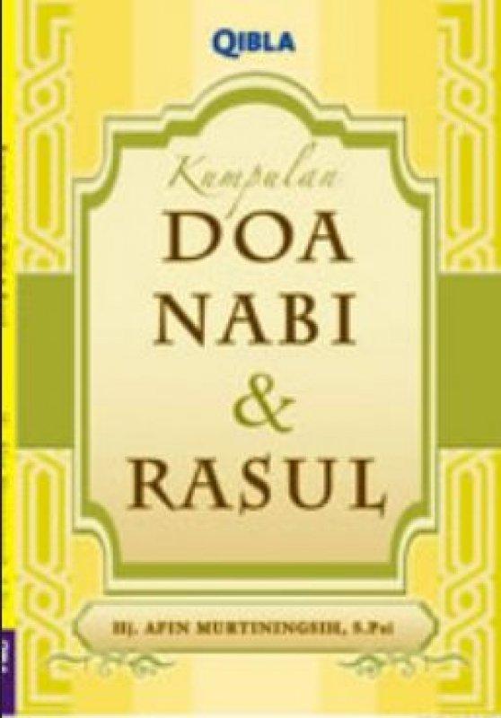 Cover Buku Kumpulan Doa Nabi & Rasul (Disc 50%)