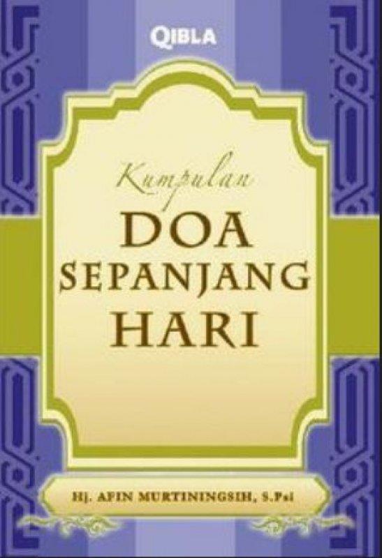 Cover Buku Kumpulan Doa Sepanjang Hari